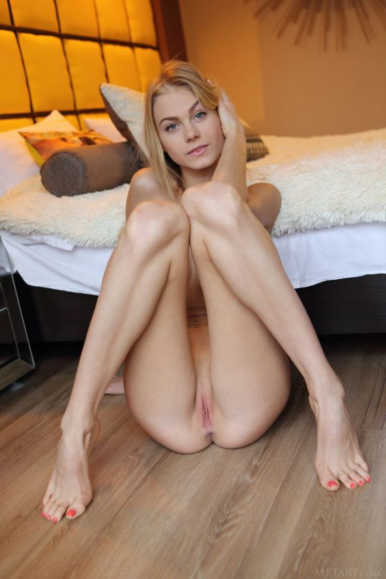 Nancy A Nude In Affeci MetArt Model Pictures